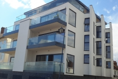 External Glass Balustrades
