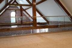 Glass Balcony Balustrade