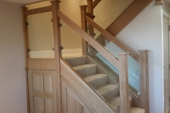 Glass Stair Balustrades