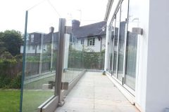 Frameless Balustrade