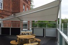 Awning and Balustrade (1)