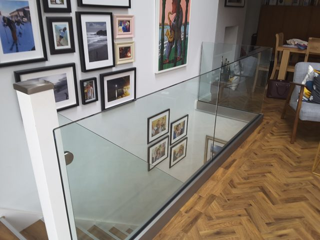 Glass Balustrades In London