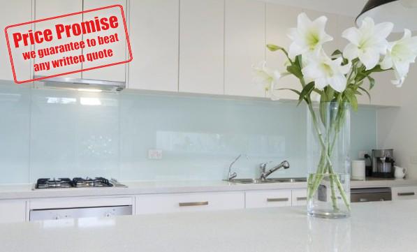 Glass Splashbacks in kent
