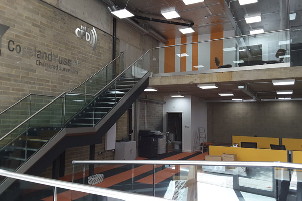 Commercial Glass Balustrades Copeland Yussuf