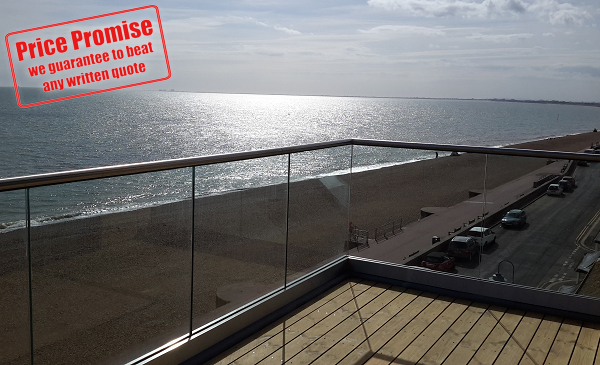 Glass Balustrades In Folkestone