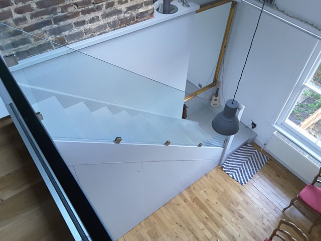 Frameless Balustrades