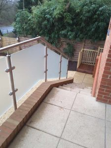 Witham External Balustrades